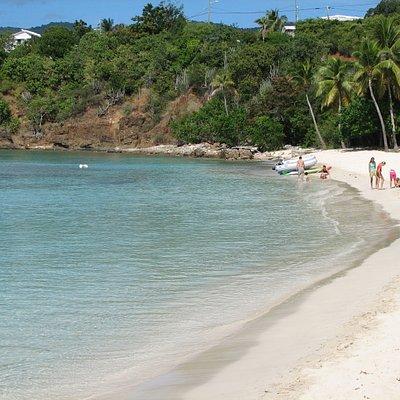 Water Islands' Honeymoon Beach