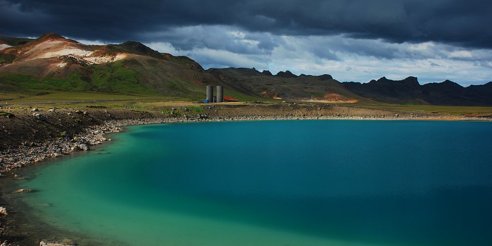Colorful Iceland
