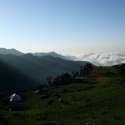 Sunrays Triund