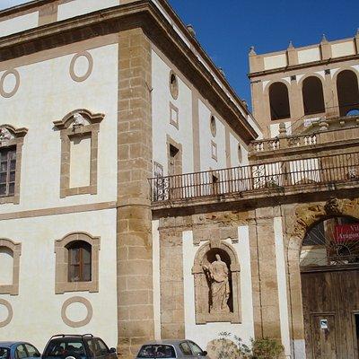 Bagheria . Villa Aragona-Cutò