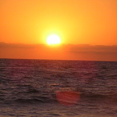 Nuevo Vallarta sunset