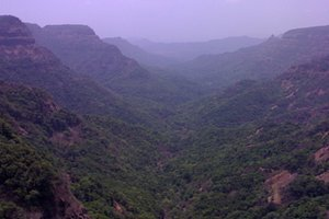 Mountain view from Kalvleseth point---- Subhash