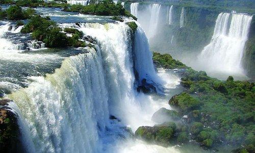 Foz de Iguazú lado brasileño