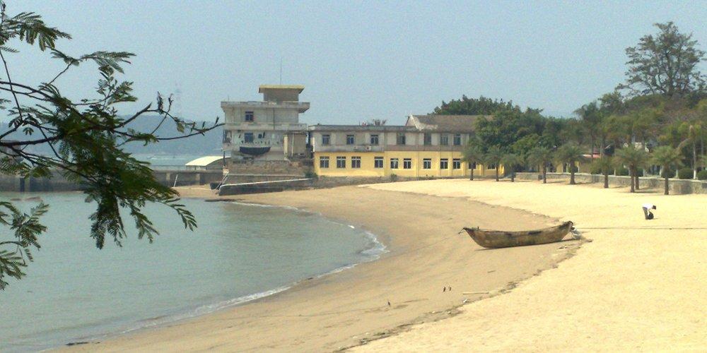 Unas de sus playas.