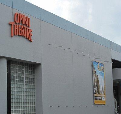 Omni Theatre building