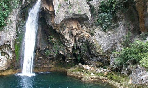 Salto de los Organos (Rio Borosa)- Sierra de Cazorla