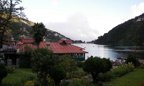 The lake, Nainital