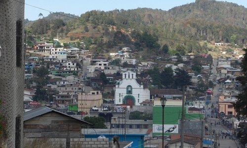 View of San Juan Chamula