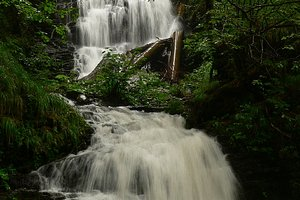Valul Miresei waterfall