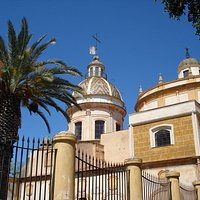 Basilica Soluntina - la cupola