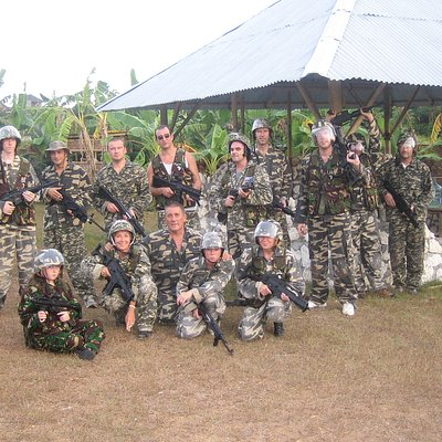 The Game of Airsoft