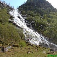 steall falls may 2009