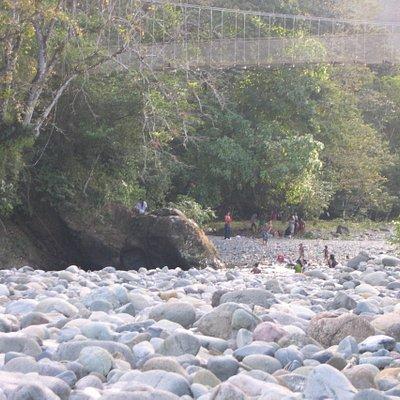 Rio San Felix, Secondo ponte