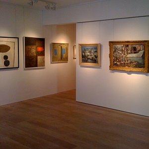 Thomas Nathaniel Davies Exhibition May 2009