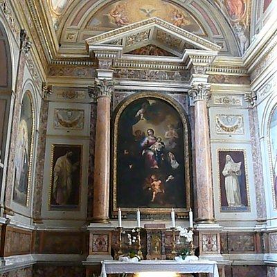 Tomb of St. Monica