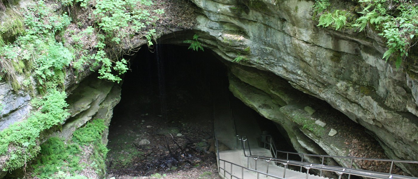 Mammoth Cave Historic Entrance