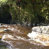 Conwy Falls Betws-y-Coed