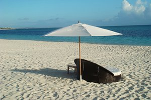 Solitude at Gansevoort Beach