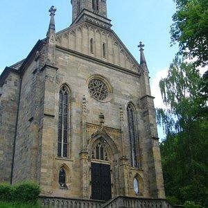 Pfarrkirche St. Augustin in Coburg