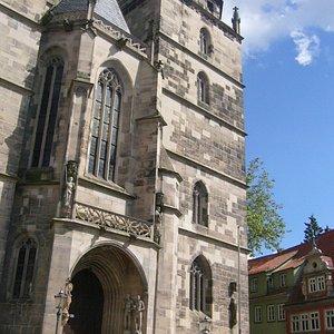 Evangelische Stadtkirche St. Moriz in Coburg