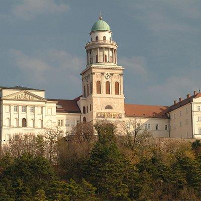 Pannonhalma, Abbey