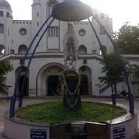 Lourdes Church in Perambur