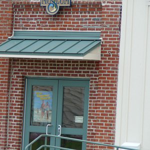 Entrance to Rehoboth Beach Museum