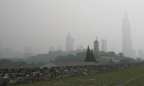 Nanjing City Wall