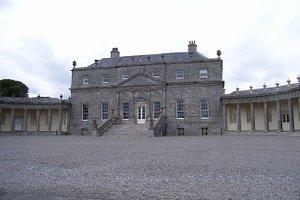 Russborough House Front