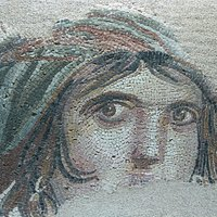 Gypsy Girl - Gaziantep Museum