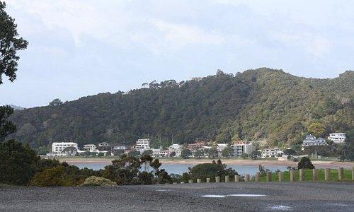 View of Paihia from Waitangi