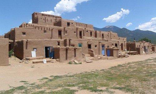 Taos Pueblo (north), Taos, NM