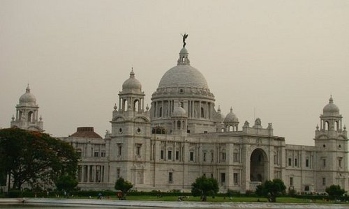 Victoria Memorial - Beauty at it's best.