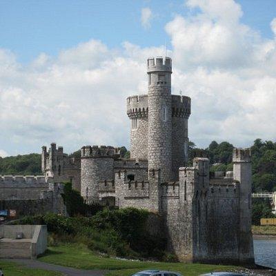 Blackrock Castle i utkanten av Cork.
