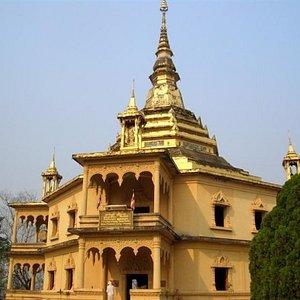 Wat Pa Phonphao in Luang Prabang.