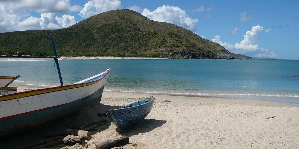 Playa Saragoza-Isla de Margarita