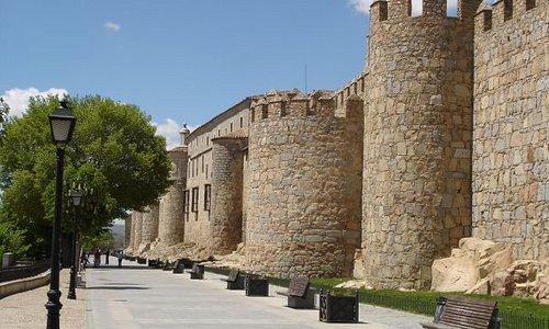 Avila, Castilla y Leon, España 2005
