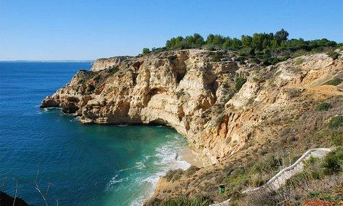 paradise beach (Carvoeiro, Portugal)