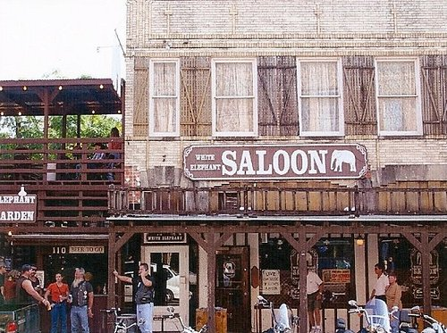 One of many Saloons