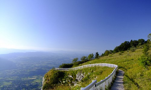 Vue du Mont Revard