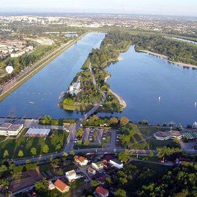 Mein Quartier, dort bin ich aufgewachsen.