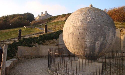 Durlston Castle and Globe