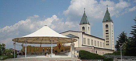 St. James Church - backside