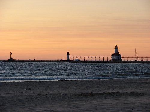 The most beautiful sunset