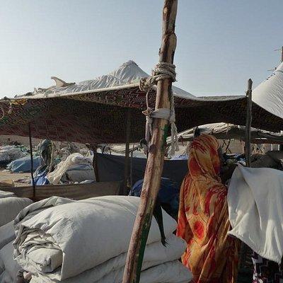 marché des Khaïmas à Nouakchott