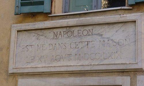 Napoleon's House!!!