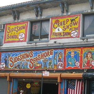 Side Show Building
