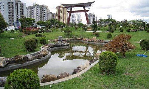 Jardín Japónes  !HERMOSO!