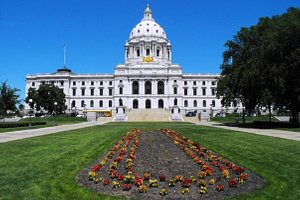 """""""A beautiful day in the state's capital"""""""