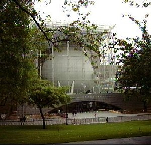 New York City, NY - Rose Center for Earth and Space / Hayden Planetarium